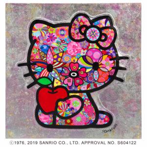 Love and Peace Hello Kitty 2019
