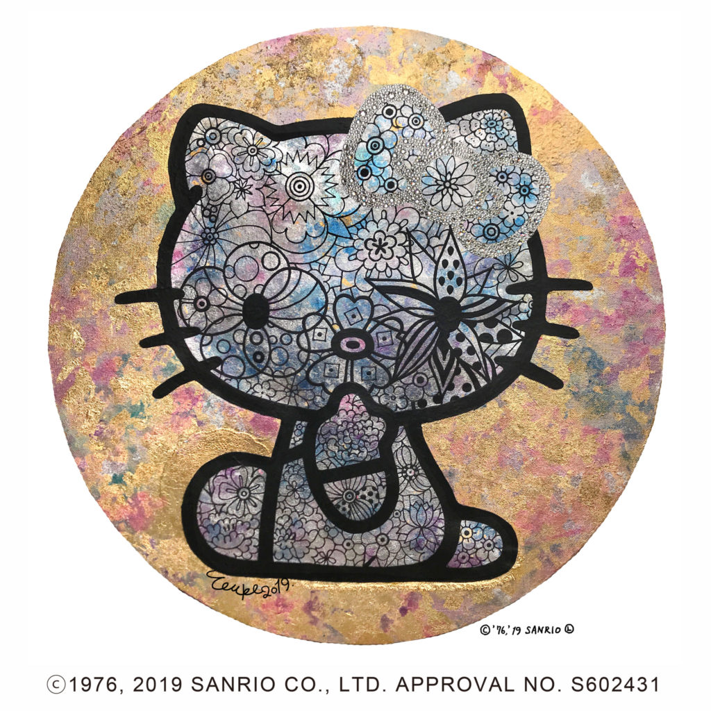 Into Hello Kitty 2019-4